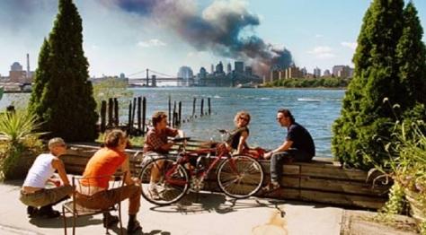 צעירים אמריקנים על רקע הפיגוע במגדלי התאומים