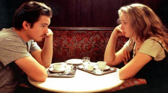 """""""לפני הזריחה"""": האם אפשר להתאהב?"""