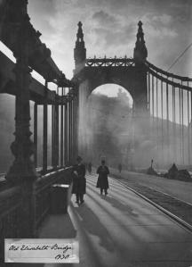 elisabeth bridge 1930s