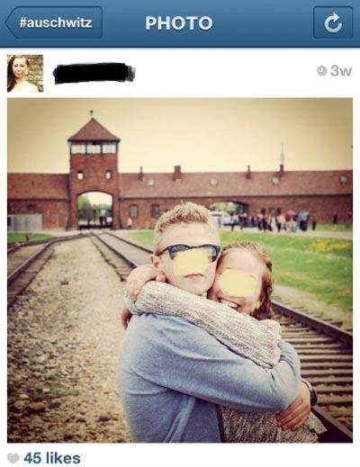 חיבוקים באושוויץ