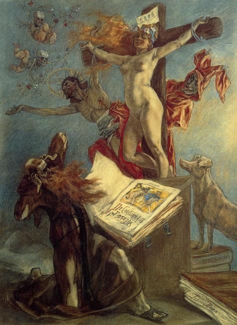 ציור של פליסיאן רופס