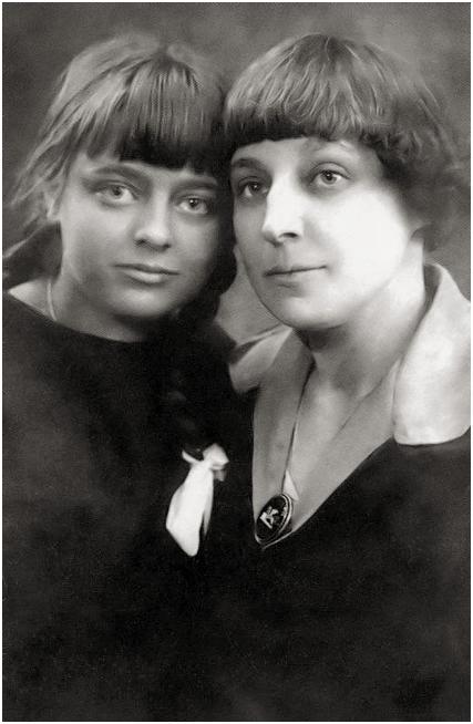 מרינה עם בתה