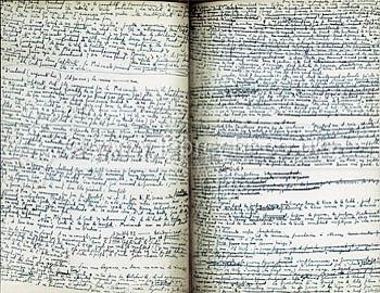 כתב היד של נמירובסקי