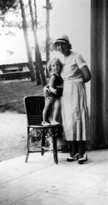 נמירובסקי עם בתה