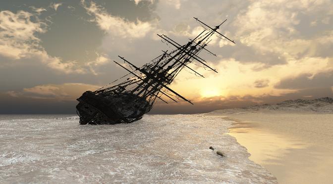 """אקירה יושימורה, """"ספינות טרוּפות"""", מי בוזז את מי ומדוע"""