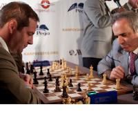 """גארי קספרוב: """"החיים כמשחק שחמט""""; אמי טאן: """"Rules of the Game"""""""