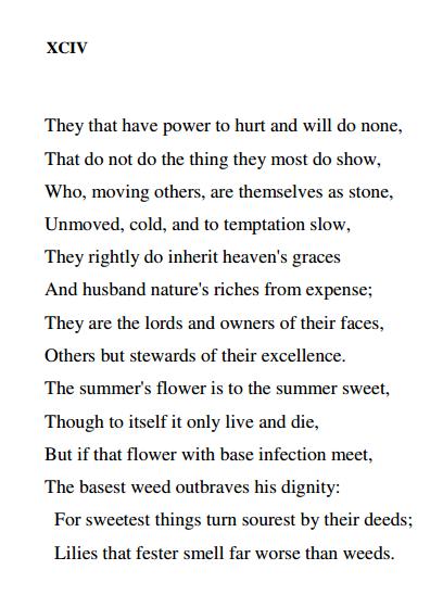 sonnet-94