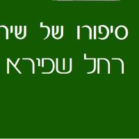 רחל שפירא: היכן החן החסד והרחמים